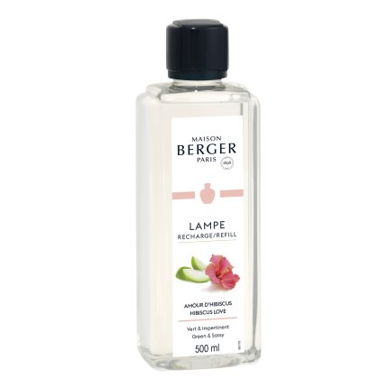 Parfum pentru lampa catalitica Berger Hibiscus Love 500ml
