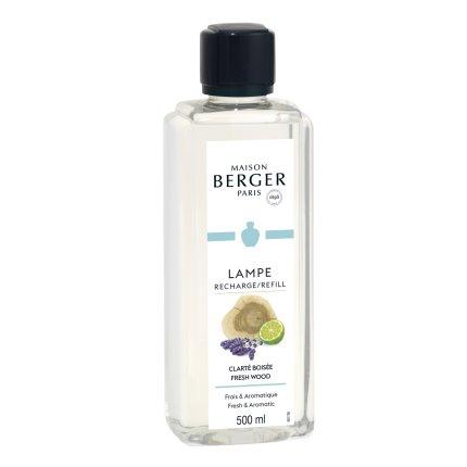 Parfum pentru lampa catalitica Berger Fresh Wood 500ml