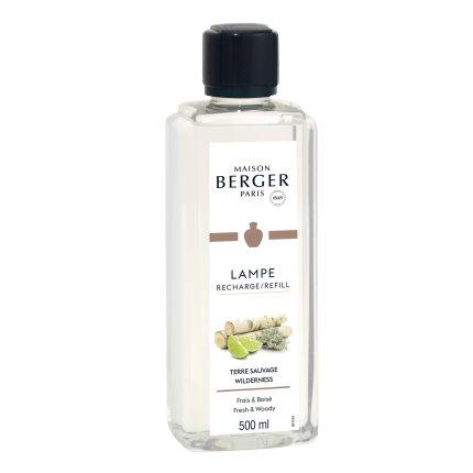 Parfum pentru lampa catalitica Berger Terre Sauvage 500ml