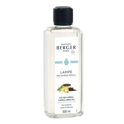Parfum pentru lampa catalitica Berger Imperial Green Tea 500ml