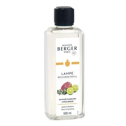 Parfum pentru lampa catalitica Berger Citrus Breeze 500ml
