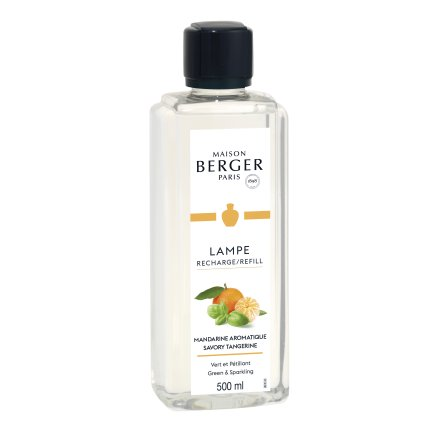 Parfum pentru lampa catalitica Berger Mandarine Aromatique 500ml