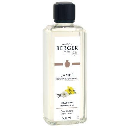 Parfum pentru lampa catalitica Berger Soleil Divin 500ml