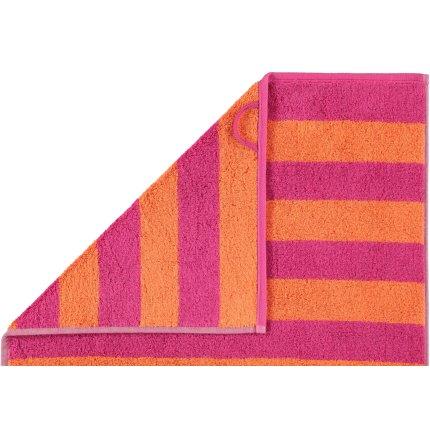 Prosop baie Cawo Code Stripes 70x140cm, 23 roz