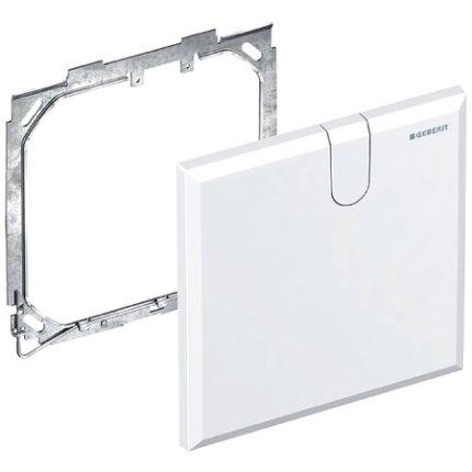 Capac set instalare Geberit pentru cutie functionala baterie electronica