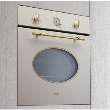 Set Franke Classic Line Panna: cuptor electric CL 85 M PW 66 litri + plita gaz FHCL 604 3G TC PW C 60cm