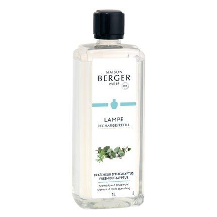 Parfum pentru lampa catalitica Berger Fraicheur d'Eucalyptus 1000ml