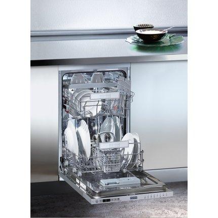 Masina de spalat vase incorporabila Franke FDW 4510 D8P A++, 45cm, 10 seturi, 8 programe, clasa A++