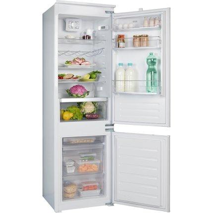 Combina frigorifica incorporabila Franke FCB 320 V NE E, 274 litri brut, Clasa A++