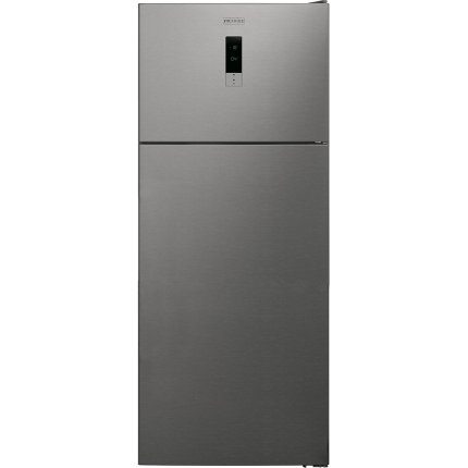 Combina frigorifica Franke FCT 480 NF XS E NoFrost, 524 litri brut, Clasa A++, Inox