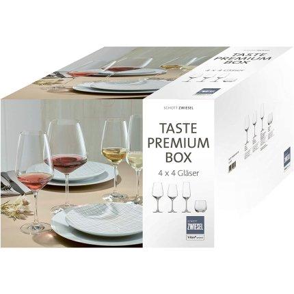 Set pahare Schott Zwiesel Taste Premium Box, 16 piese
