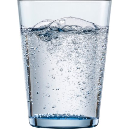 Set 4 pahare apa Zwiesel Glas Together 548ml, smoke blue