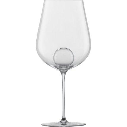 Pahar vin rosu Zwiesel Glas Air Sense, design Bernadotte & Kylberg, handmade, 631ml