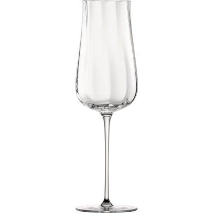 Set 2 pahare sampanie Zwiesel Glas Marlene Moussier Point, handmade, 365ml