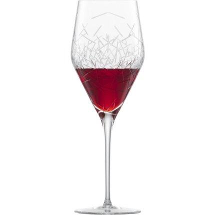 Pahar vin rosu Zwiesel Glas Bar Premium No.3 Bordeaux, design Charles Schumann, handmade, 481ml