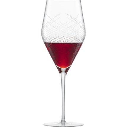 Set 2 pahare vin rosu Zwiesel Glas Bar Premium No.2 Bordeaux, design Charles Schumann, handmade, 481ml