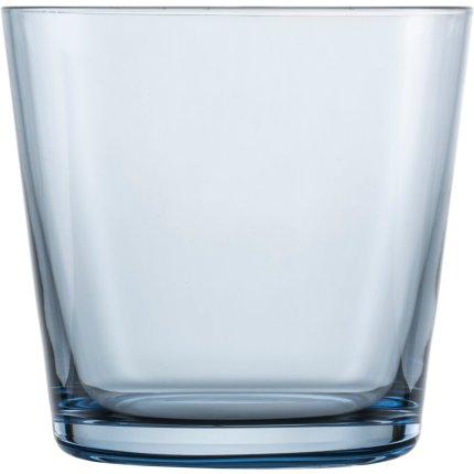 Set 4 pahare apa Zwiesel Glas Together 367ml, smoke blue