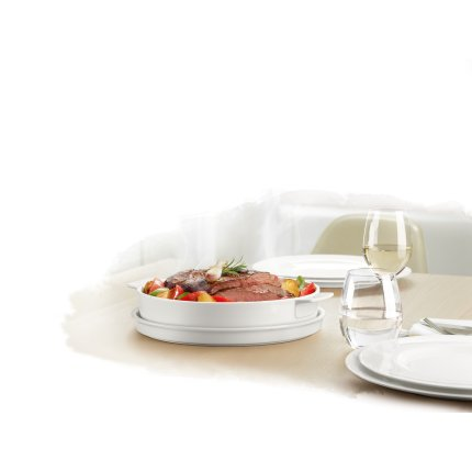 Vas ceramic rotund Villeroy & Boch Cooking Elements 24cm