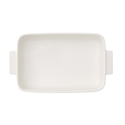 Vas ceramic rectangular cu capac Villeroy & Boch Cooking Elements 30x20cm