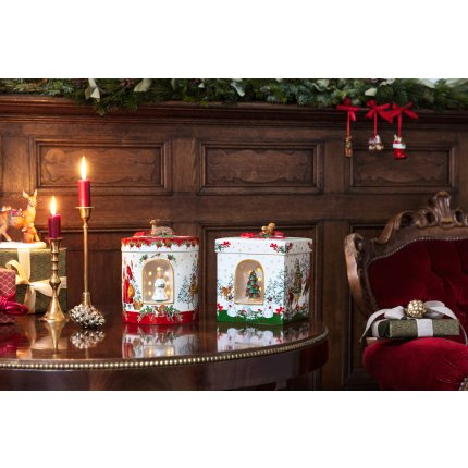Decoratiune Villeroy & Boch Christmas Toys GiftBox Angel 17x17cm