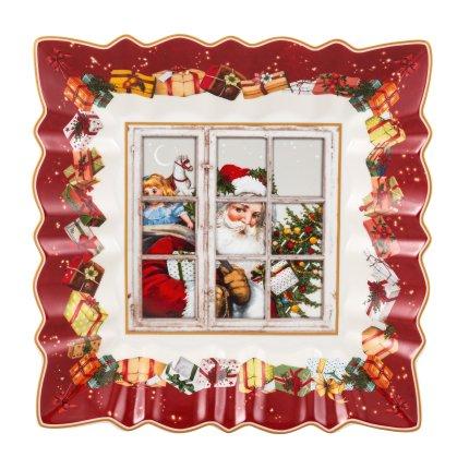 Bol Villeroy & Boch Toys Fantasy Santa 23x23cm