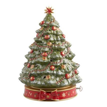 Cutiuta muzicala Villeroy & Boch Toys Delight X-Mas Tree 33cm