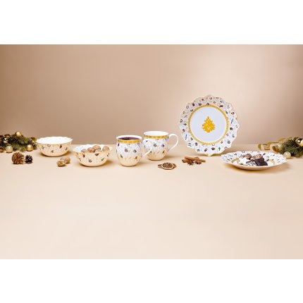 Set servire Villeroy & Boch Toys Delight Breakfast For 2 Anniversary Edition 6 piese
