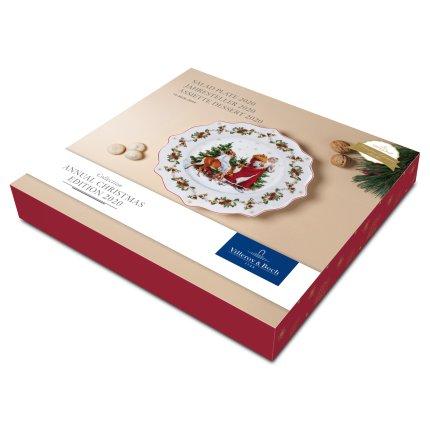 Farfurie Villeroy & Boch Annual Christmas Edition Salad 2020 24cm