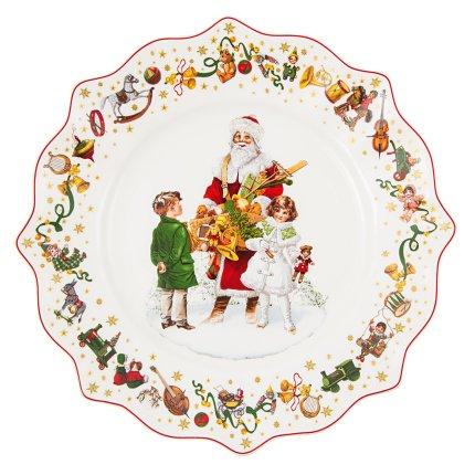Farfurie Villeroy & Boch Annual Christmas Edition Salad 2021 24cm