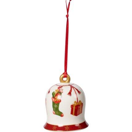 Decoratiune Villeroy & Boch Annual Christmas Edition Bell 7cm