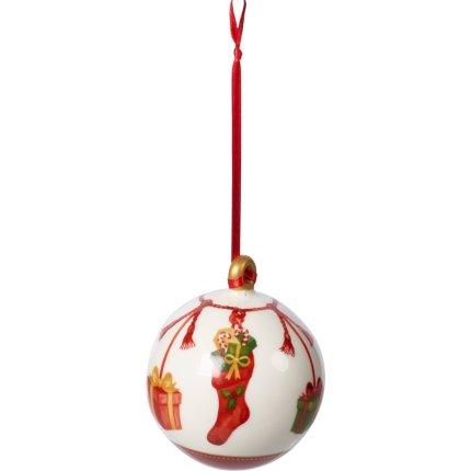 Decoratiune Villeroy & Boch Annual Christmas Edition Ball 7cm