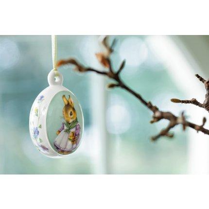 Decoratiune Villeroy & Boch Spring Fantasy Bunny Tales 5x5x7,5cm