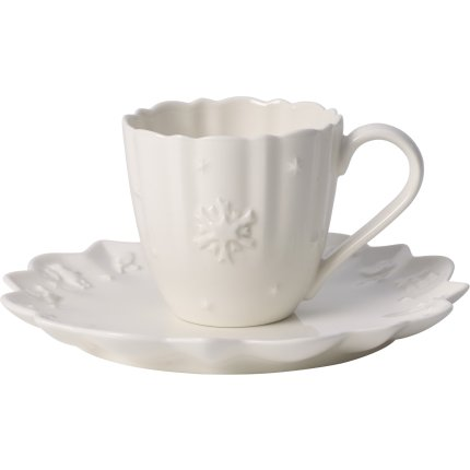 Ceasca si farfuriuta cafea Villeroy & Boch Toys Delight Royal Classic 0,23litri