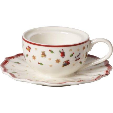 Suport lumanari Villeroy & Boch Toy's Delight Decoration Cofee Cup 9.8x9.8x4cm