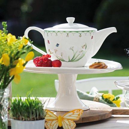 Vas servire ceai Villeroy & Boch Colourful Spring 1.3 litri