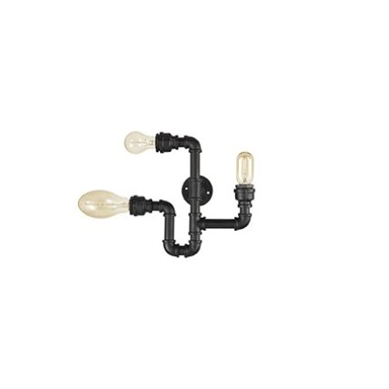Aplica Ideal Lux Plumber AP3, 3x42W, 33.5x33x9.5cm