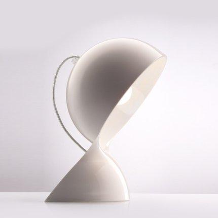 Veioza Artemide Dalù design Vico Magistretti, alb