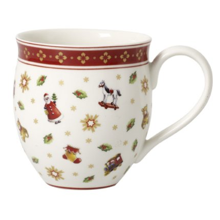 Set cani Villeroy & Boch Toy's Delight 2 piese