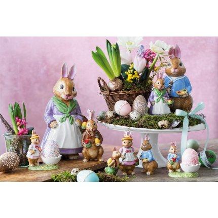 Cupa pentru ou Villeroy & Boch Bunny Tales Anna 9x5.5x10cm giftbox