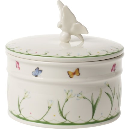 Cutiuta decorativa Villeroy & Boch Colourful Spring 17cm gift box