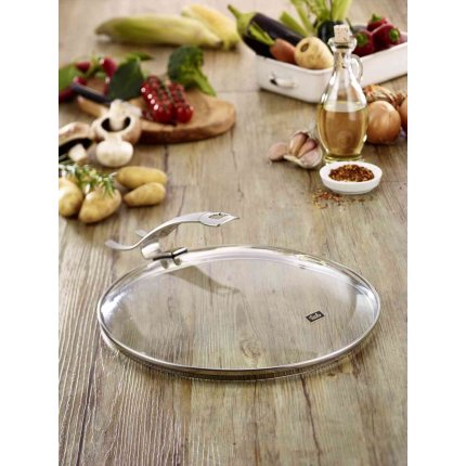 Capac sticla pentru tigai Fissler Premium 20 cm