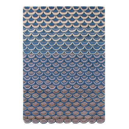 Covor Ted Baker Masquerade 170x240cm, 160008 blue