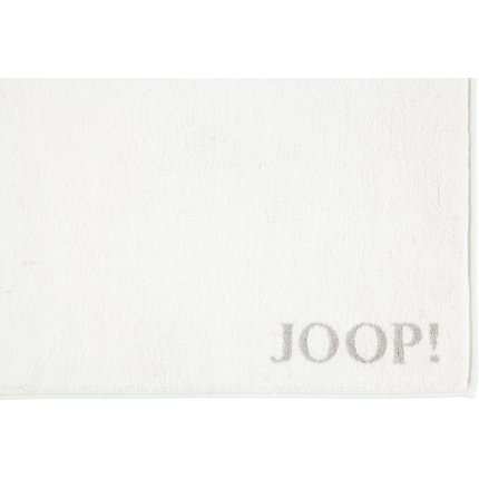 Covor baie Joop! Classic Doubleface 50x80cm, 67 alb-gri