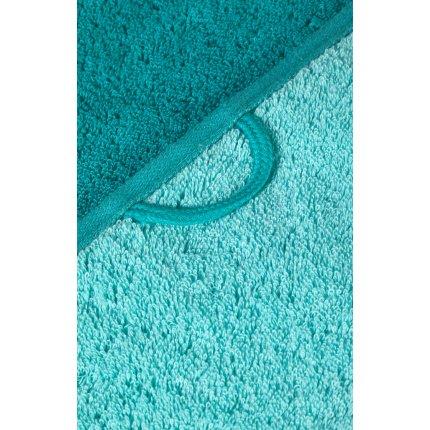 Prosop baie Joop! Classic cu fata dubla 50 x 100 cm Albastru Turkis