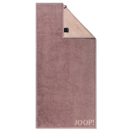 Prosop baie Joop! Classic Doubleface 80x150cm, 83 roz