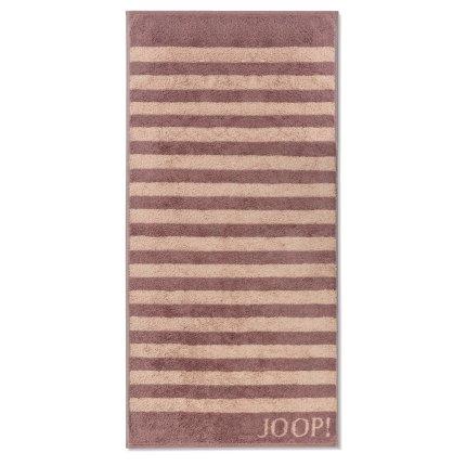 Prosop baie Joop! Classic Stripes 80x150cm, 83 roz