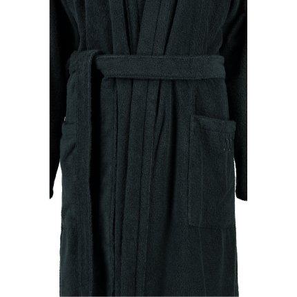 Halat de baie femei Joop! Classic tip kimono, S, negru