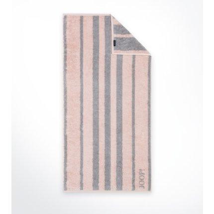 Prosop baie Joop! Purity Stripes 50 x 100 cm Rose
