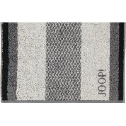 Prosop baie Joop! Diamond Stripes 80x150 cm gri stone