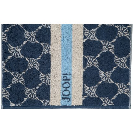 Prosop baie Joop! Statement Divided 80x150 cm navy